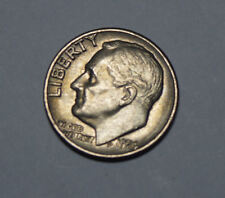 One Dime United States of America Coin 1974 Münze TOP! (E9)