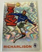 2019-20 Panini Prizm Premier League Soccer Kaboom! Richarlison Everton CASE Hit