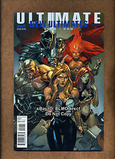 2010 Ultimate New Ultimates #1 Nm- Lenil Francis Yu Variant Marvel Comics