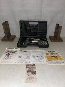 Daisy Power Line Model 93 .177 Cal/4.5mm BB Air Gun Pistol & Box UNTESTED