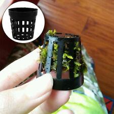 20X Mesh Aquarium Pot Potlive aquatic potted fern pot Tool 4*4 B2L9