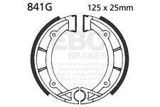FIT SVM (SWM)  125/240/320/350 HM/MW/TL Trial >83 EBC FRONT GROOVED BRAKE SHOES