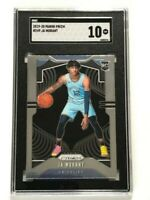 2019-20 Panini Prizm #249 Ja Morant Rookie RC SGC 10 Gem Mint Tougher than PSA!