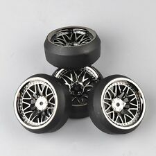 1:10 Scale RC On Road Drift Car 3 Degree Tire Tyre Wheel For PP0367-BB
