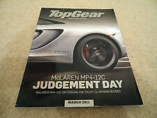 Top Gear magazine (subscribers edition) March 2011 Issue 215