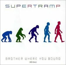 Supertramp Brother where you bound (1985) [CD]