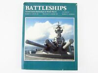 United States Battleships of World War II 1976 Robert Dulin William Garzke HC/DJ