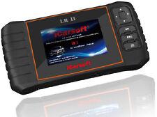 iCarsoft OBD2 OBDII Scanner Tool Code Reader DTC CEL ABS SRS Land Rover/Jaguar