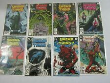 Swamp Thing lot 40 different from #51-98 8.0 VF (1986-90 2nd Series)