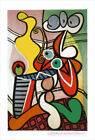 Pablo PICASSO Still Life On Pedestal Limited Giclee Estate Signed 20x13