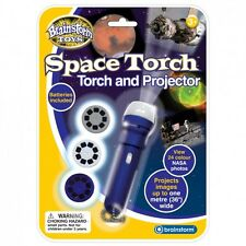 Taschenlampe mit Weltraum Projektor Weltall All Lernspielzeug Projektion Space