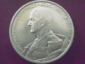 5 Pengö 1939 Horthy