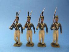 4 anciens CBG MIGNOT - Ecole militaire de West Point tenue d'été - USMA - Lot 4