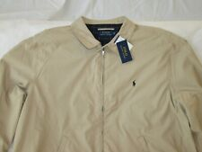 Polo Ralph Lauren Bi Swing Jacket_Windbreaker Coat_Golf RL Full Zip Big Tall X