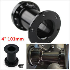 """4""""101mm High Quality Aluminum Spacer For Car SUV Steering Wheel Hub Adapter Boss"""