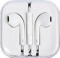 New Volume Control Mic White Headphone Earphone for iPhone 6 6S Plus 5 5S 4 4S