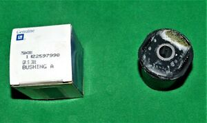 🔥 NEW BUICK CHEVY OLDS PONTIAC REAR AXLE SUPPORT BUSHING GM Parts 22597998 OEM