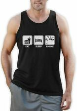 Anime Sleeveless T-Shirts for Men