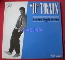 Disques vinyles maxi train