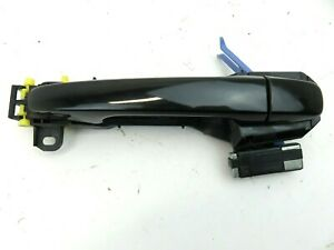 13-17 Subaru Crosstrek Passenger Rear Door Handle Exterior RH Right 2013-2017