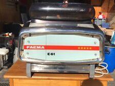 Espresso Maschine Faema E61 2 Gruppige