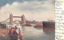 BR58493 the tower bridge ship bateaux   london   uk