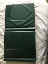 2x Leuchturm SWISS collection stamp ALBUMS.1960-2000.65 stamps missing.VGC.BCh'y