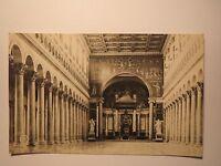 Rom - Roma - Basilica di S Paolo  / AK
