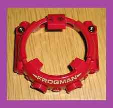 15% OFF CASIO G-SHOCK FROGMAN GF8230A-4 RED BEZEL SHELL CASE COVER GF8250 DW8200