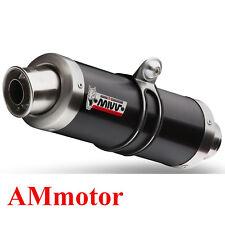 Exhaust Muffler Motorcycle Mivv Suzuki Gsx-R 600 2004 04 Gp Black