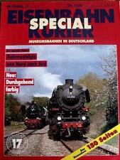 Eisenbahn Kurier SPECIAL n°17 - Bahnnostalgie von Nord nach Sud -  Tr.21