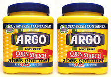 Argo® 100% Pure Corn Starch (Pack of 2) 16 oz Size