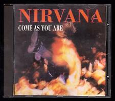 NIRVANA CD COME AS YOU ARE