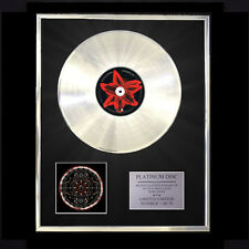 SHINEDOWN AMARYLIIS CD PLATINUM DISC FREE P+P!!
