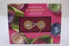 BARE ESCENTUALS bare Minerals * ALL WRAPPED UP * 6pc Eyecolors $66 ~ New & Boxed