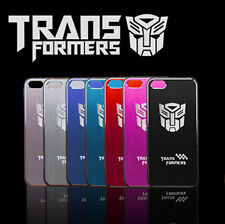 Apple iPhone 5 Quality Transformers Aluminum Metal Frame Hard Case Cover