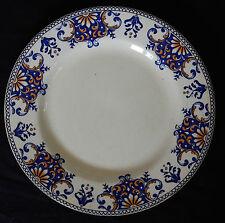 "A'/ Lunéville ""Standard"" Assiette plate 24 cm (TBE)"