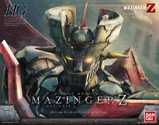 Mazinger Infinity the Movie Mazinga Z Hg Model Assembly Kit Bandai