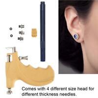 Profession Painless Ear Piercing Gun Instrument tool To Wear Earring Eardrop Kit