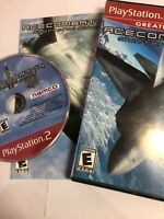 Ace Combat 04: Shattered Skies - Playstation 2 PS2 Game - Complete & Tested