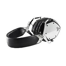 V-Moda Crossfade LP Headband Headphones - Chrome