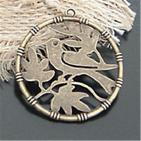 20Pcs Tibetan Silver NEVER NEWVER GIVE UP Charms T12585