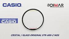 VINTAGE GLASS CASIO STR-600-2 NOS