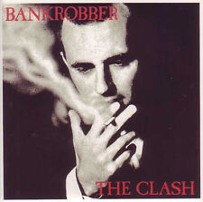 ☆ CD Single The CLASH  Bankrobber 4-track CARD SLEEVE    ☆