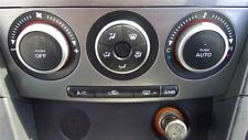 2007 MAZDA 3 Temperature Control With AC Automatic Control