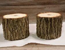 LOT OF 2 Fresh Black Walnut Slabs 4.5
