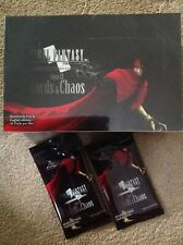 Final Fantasy Trading Card Game Opus IX Lords of Chaos booster box brand new uno