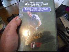 Pga Golf Game Improvement Short Game Techniques Fuzzy Zoeller Dvd New In Wrap