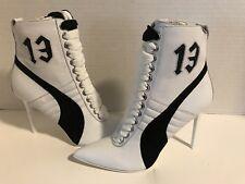 Puma Fenty By Rihanna Boot White-Black (SIZE 6)