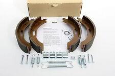 Bremsbacken für BPW Bremse 200x50 S2005-7 RASK  Kennung 358 / 379 Bremsbelag